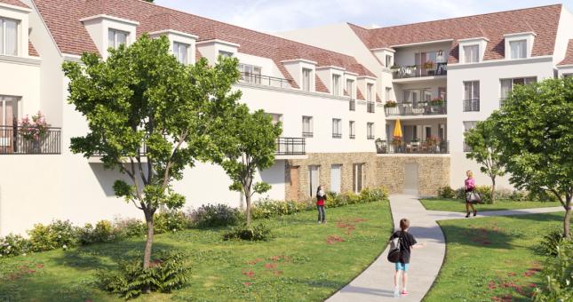 logement neuf ALLEE EN SEINE  Villeneuve-la-Garenne