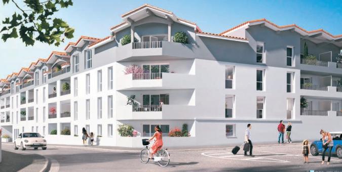logement neuf CARRE PLAISANCE  Saint-Vincent-de-Tyrosse