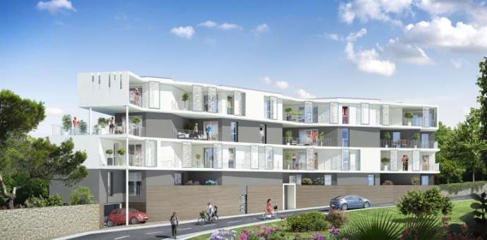 logement neuf LES BELLES PASSANTES  Sète