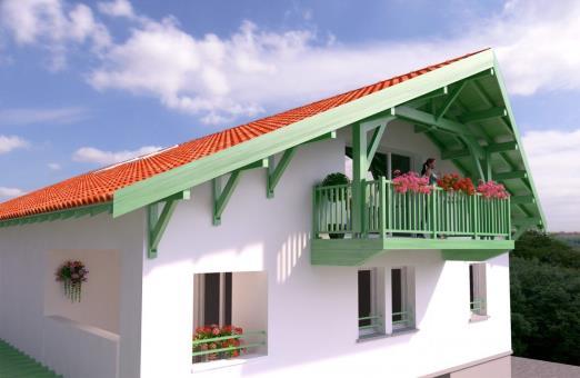 logement neuf TAMARIS  BENESSE MAREMNE