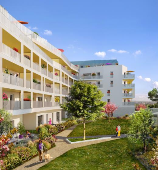 logement neuf BAHIA TR1  Lyon