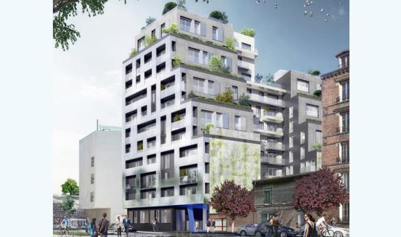 logement neuf ISSY XV AIME  Issy-les-Moulineaux