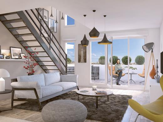 logement neuf VUES D'ISSY  Issy-les-Moulineaux