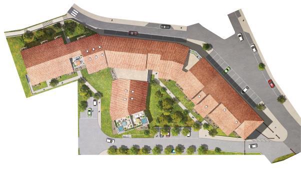 logement neuf LES COTEAUX TOLOSANS  Castanet-Tolosan