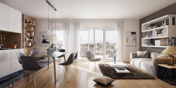 logement neuf LE 10 ACACIAS   Issy-les-Moulineaux