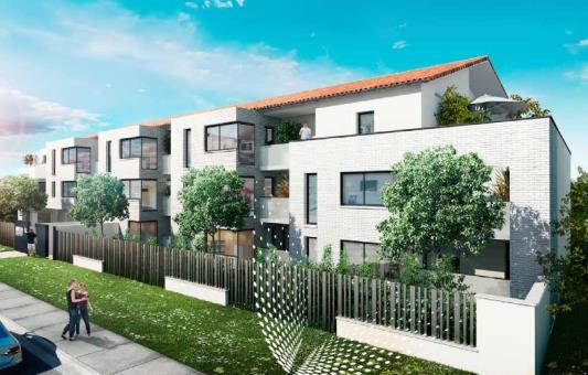 logement neuf MARIPOSA  Toulouse