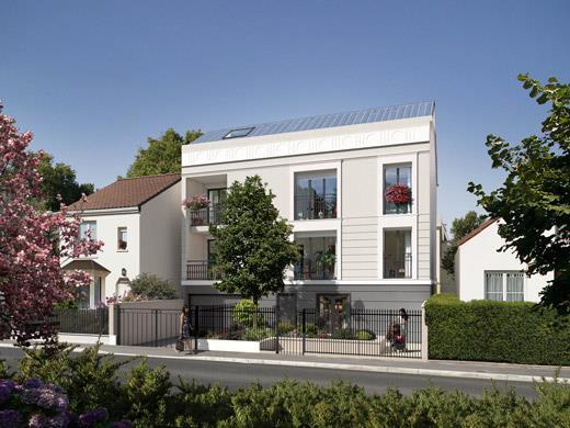 logement neuf HONORE DE BALZAC  Houilles