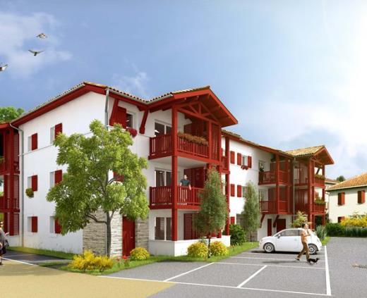 logement neuf HERRIXKA LORE  Villefranque