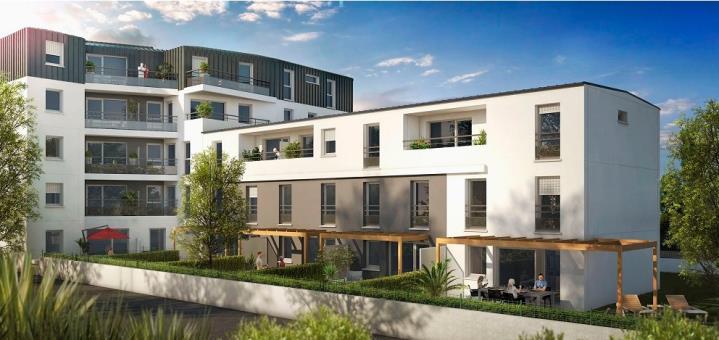 logement neuf PATIO SAINTE HONORINE  Conflans-Sainte-Honorine