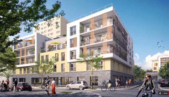 logement neuf COEUR CITADIN TR2  Montmagny