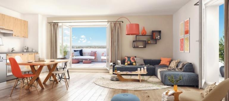 logement neuf NOUVEL ANGLE  Cergy