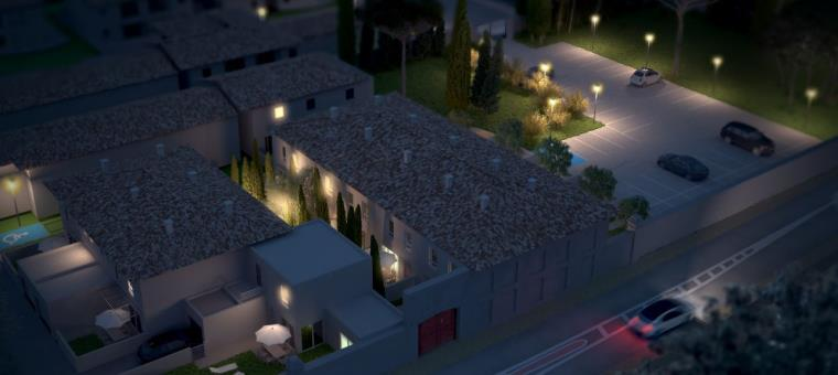 logement neuf VILLAS PARK AVENUE  Le Crès
