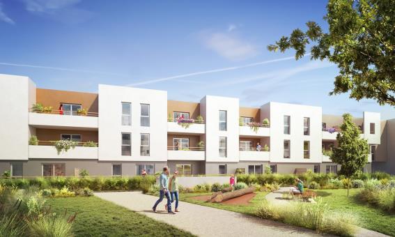 logement neuf PARC ELYSEE - BATIMENT E  Castelnau-le-Lez