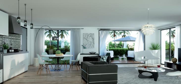 logement neuf PURA VIDA  Prades-le-Lez