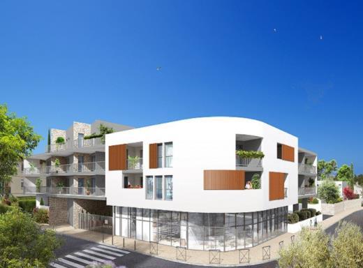 logement neuf CASTELLA - VILLAS  Baillargues