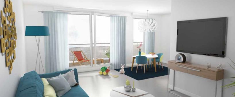 logement neuf EKO  Limay