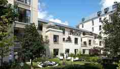 logement neuf L'ORIADE  LA GARENNE COLOMBES