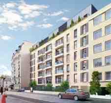 logement neuf JARDINS DES PRINCES  Boulogne Billancourt