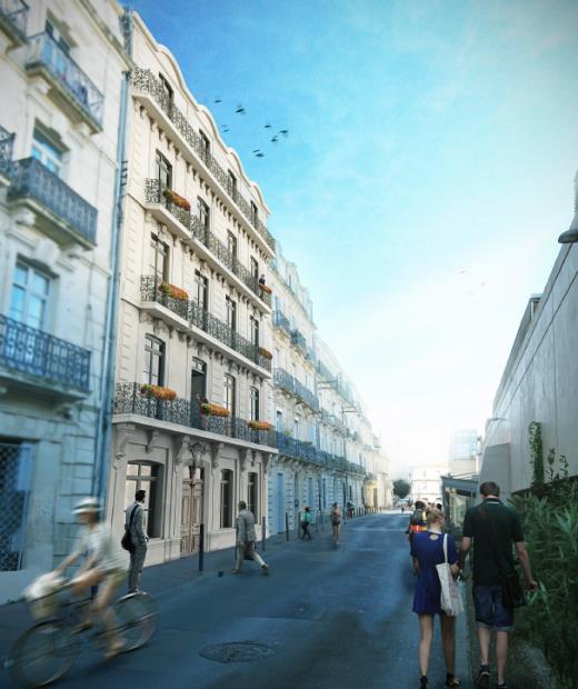 logement neuf PONT NEUF  Montpellier