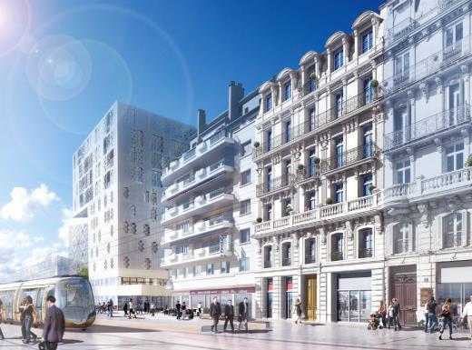 logement neuf CARRE HAUSSMANN  Montpellier
